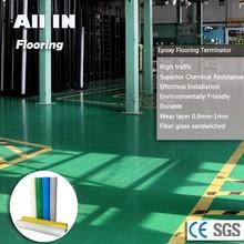 2014 glass fiber enviromental friendly casting epoxy resin high traffic flooring