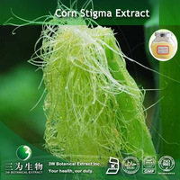 Zea Mays Extract Powder ( 95% Phytosterol ) Supplied By 3W GMP Supplier