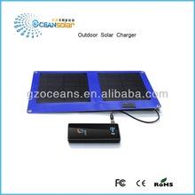 cheapest price per watt solar charger 5W 5V power 12V battery Monocrystalline Solar Panel guangzhou factory direct sale