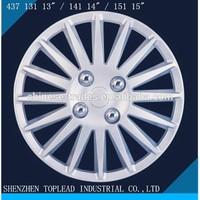 New Design Full Set Plastic Wheel Center Cap For Alloy Wheels