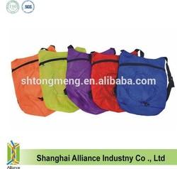 210D Polyester promotional fashion travel bag/foldable travel bag(CF-235)