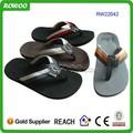 Fabricant de la chine flip flops hommes brésilienne. sandale.