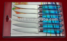 High quality acrylic painting knife factory