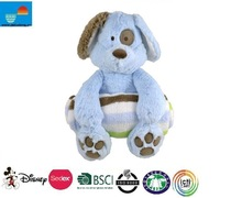 Soft and cuddly Plush toy & blanket
