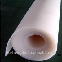 china manufacture silica rubber slab