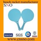 plastic paddle beach tennis ball racket toy