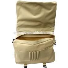 business messenger expandable briefcase / expandable cheap laptop messenger bag / laptop messenger bag