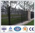 Decorativo imitación valla de hierro forjado/balcón cerca de diseño de la parrilla