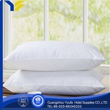 anti-snore high quality 100% polyester hot sale memory foam filling pillow
