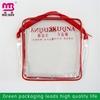 cheep printing eco-friendly pvc pen bag