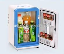 Minibar car refrigerator for trip