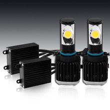 China Alibaba supplier car accessory motorcycle led headlight H/L, super bright,25W 2800Lm,H6/H4 H/L/single claw/three claw