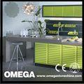 novo profissional de laca cozinha cabinetry fabricante