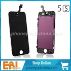 Replacemet LCD Display Touch Screen Digitizer Glass Assembly Lens For iPhone 5s cheap for iphone 5s lcd with digitizer