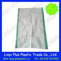 pp woven sacks for rice husk