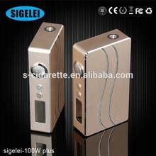 2014 SIGELEI best selling Ivy hot sell segeli 100w