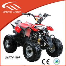 Quad 110cc Automatic 4 wheeler atv wholesale china with ce/epa