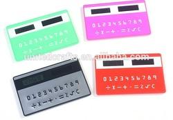Best Selling Desktop Printing Promotional Solar Calculator