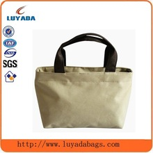 Promotional cheap blank tote fits canvas bags with low price