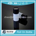Pp de plástico cosmético desodorante roll- en la tapa de envases 40ml& 50ml& 90ml
