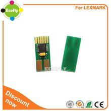 Alibaba china unique printer auto reset chips for lexmark