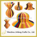 Design de mode vase magie. toques papier nid d'abeilles pour les enfants