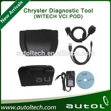 Professional Chrysler Diagnostic Tool , Chrysler Diagnostic Tool(WITECH VCI POD) Software Version13.03.38