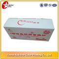 2014 caliente de la venta de bajo precio de la caja de torta de la boda para