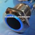 Negro de aluminio LED tipos de interruptores eléctricos para dardos suaves y el ordenador con ce, Rohs, Ip67 certificación