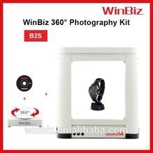 3d photo 360 grad revolvierenden uhr anzeige fotoausrüstung