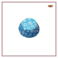 PE coated glassine paper baking cups/cupcake square paper baking cups for cakes bulk paper cups