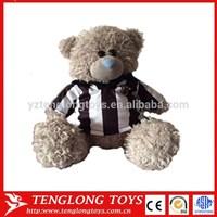 promotional plush cute wholesale baby kids toys singing bear musical plush toys