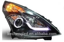 hot sale !! plug and play ce&rohs automobile xenon bulb Nissan Teana head lamp