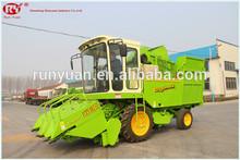 sweet ear corn harvesting machine combine type 4YZ-3C made in china