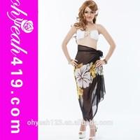 2014 New fashion beach cover ups beach sarong 2014