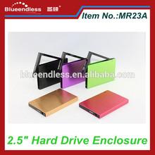 """USB 3.0 Hard Disk Case 2.5"""" SATA HDD Enclosure"""