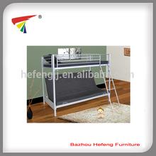 Metal single sofa bunk bed