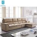 Grado superior de cuero sofá muebles, muebles sofá moderno precio de lista j826