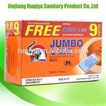 JUMCO Q electric mosquito repellent mat
