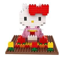 BNE100727 diamond building plastic blocks toys nano block No.9408