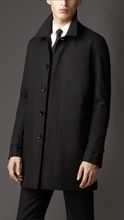 2014 Latest Style Formal Occasion Slim Fit Mens Cashmere Pictures of Design Fashion Trench Coat For Men