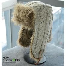 factory custom warm western style winter hat