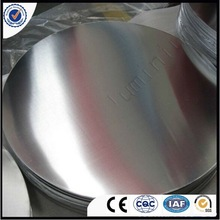 Aluminum circle for reflector of the light