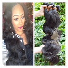 Dedicated To Supply the American Market African merican Human Hair Extensions China Factory