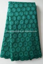 Organza jewelry pouches wholesale organza ribbon girl dress R102 tear green embroidered organza curtain