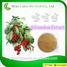 Herbal Extract Schisandra Chinensis Extract/schisandra Extract1%-9% HPLC