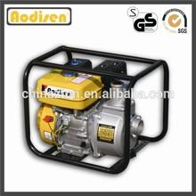 reliable 3 inch 80mm Aodisen GP80, 168F-1 6.5hp GX200 honda engine, 196cc, hand start, agriculture WP30 gasoline water pump