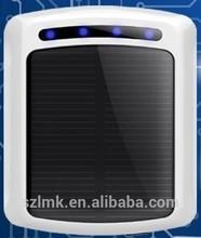 6600mAh power bank LMK Solar Charging 3g WCDMA/EDGE wifi sim 3G router