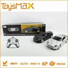 Rastar 1:24 authorization Aston Martin DBS Coupe radio control car toy