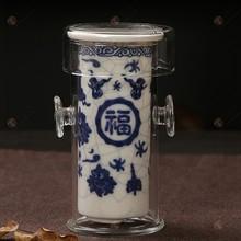 TG-401P136-W-L-2 tea glass infurser with great price manual coffee grinder